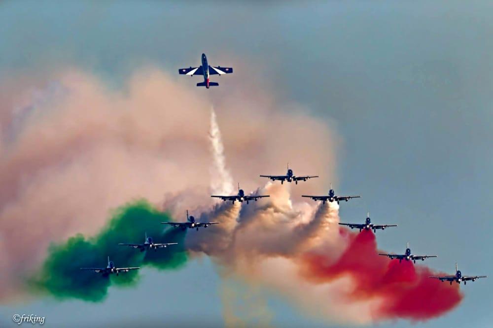 Calendario Frecce Tricolore 2020.Air Show 2019 Lignano Sabbiadoro