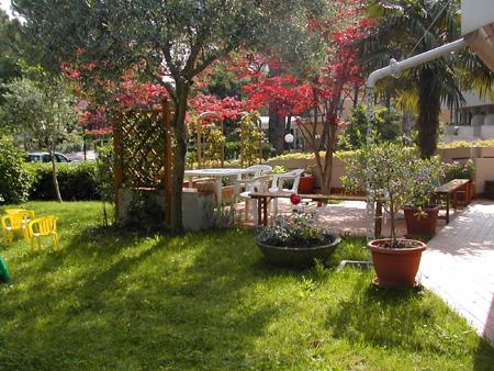 Ristorante il giardino mediterraneo lignano sabbiadoro - Giardino mediterraneo ...