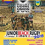Junior Beach Rugby 2018