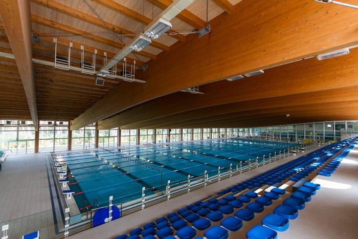 Ge tur olympic pool in lignano - Piscina di cornaredo ...