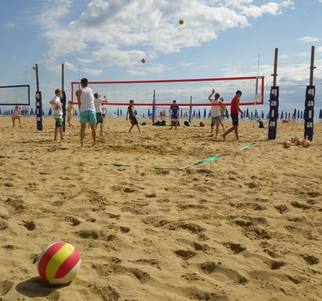 Campi Beach Volley Ge.Tur. ©BlueSport.cz