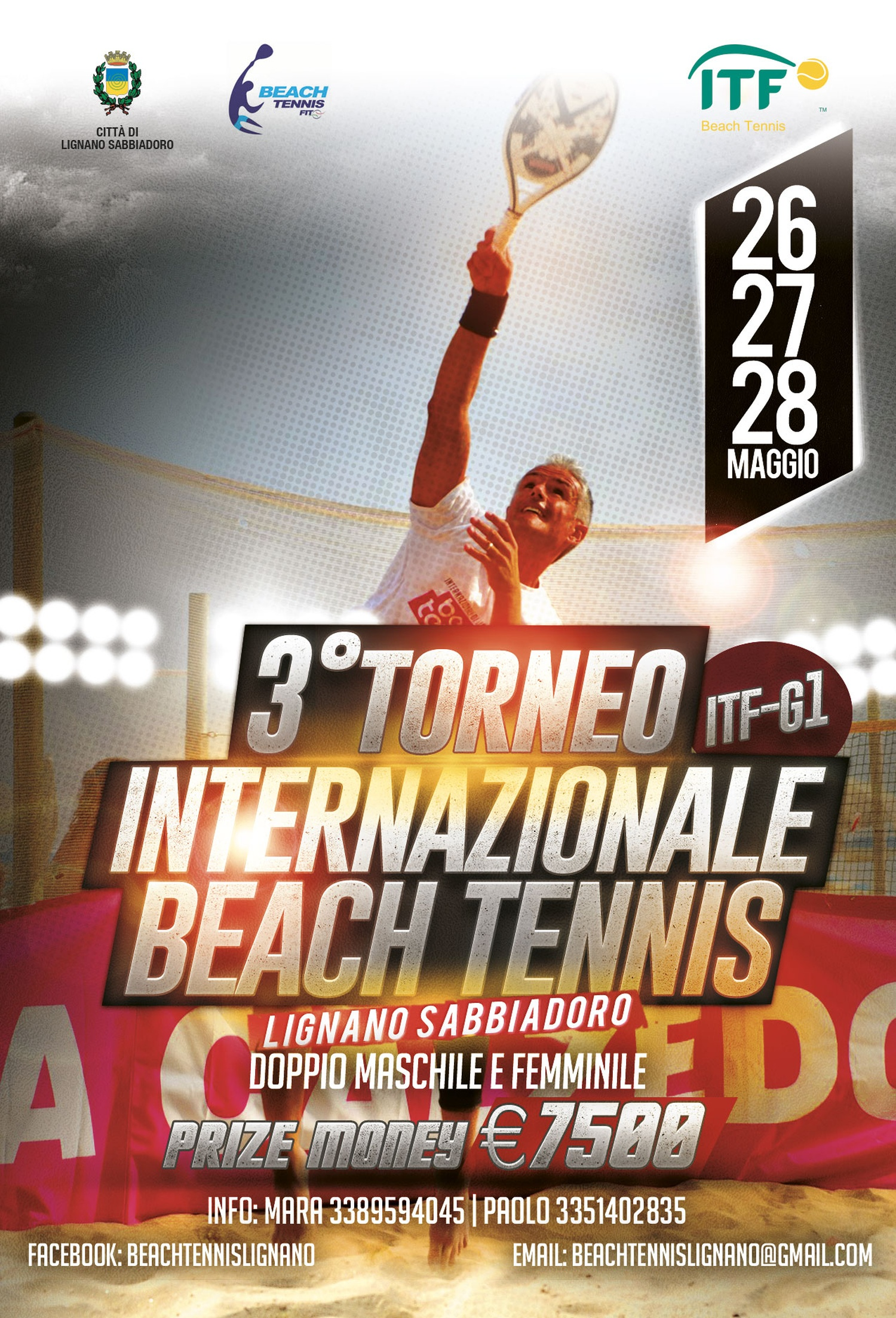 Picture of3° Torneo ITF Beach Tennis