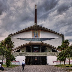 San Giovanni Bosco Church in Lignano