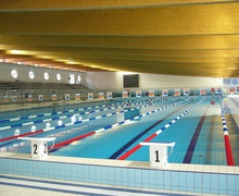 The Olympic Pool in Lignano