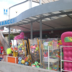 Bazar at establishment 7 in Lignano Pineta