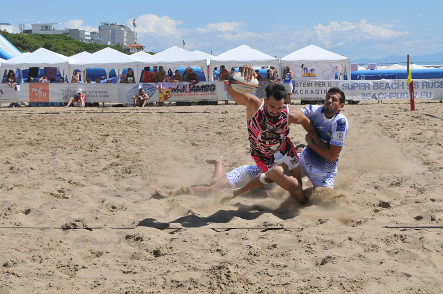 Foto di Super Beach 5's Rugby 2018