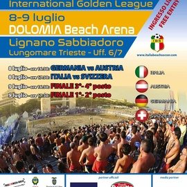 Summer Tour 2017 Beach Soccer International Golden League