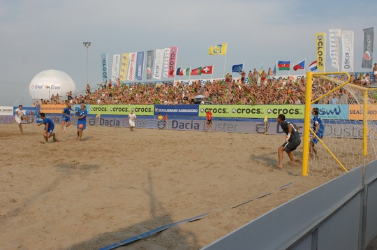 Beach Soccer International Golden League 2017