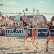 Beach Volley alla Beach Arena