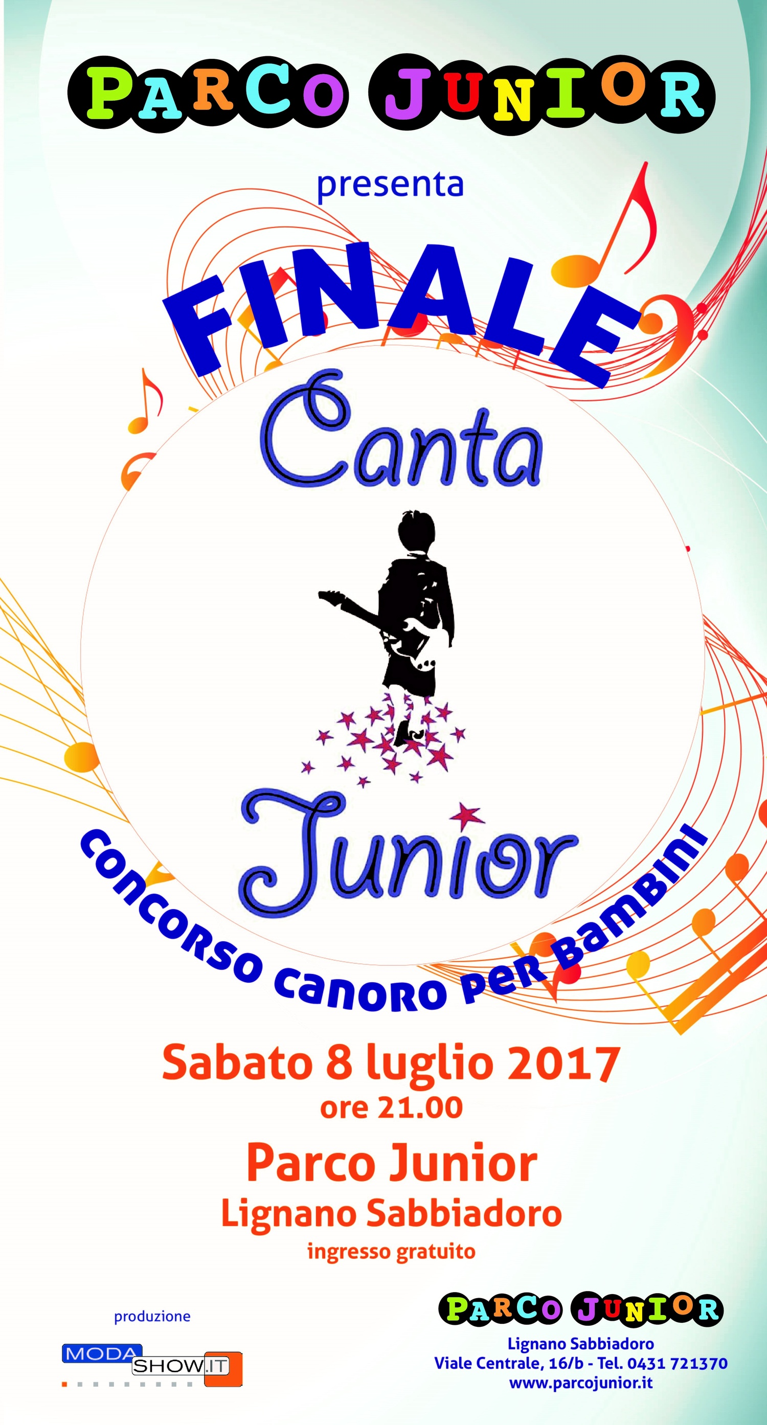 Foto di Canta Junior 2017