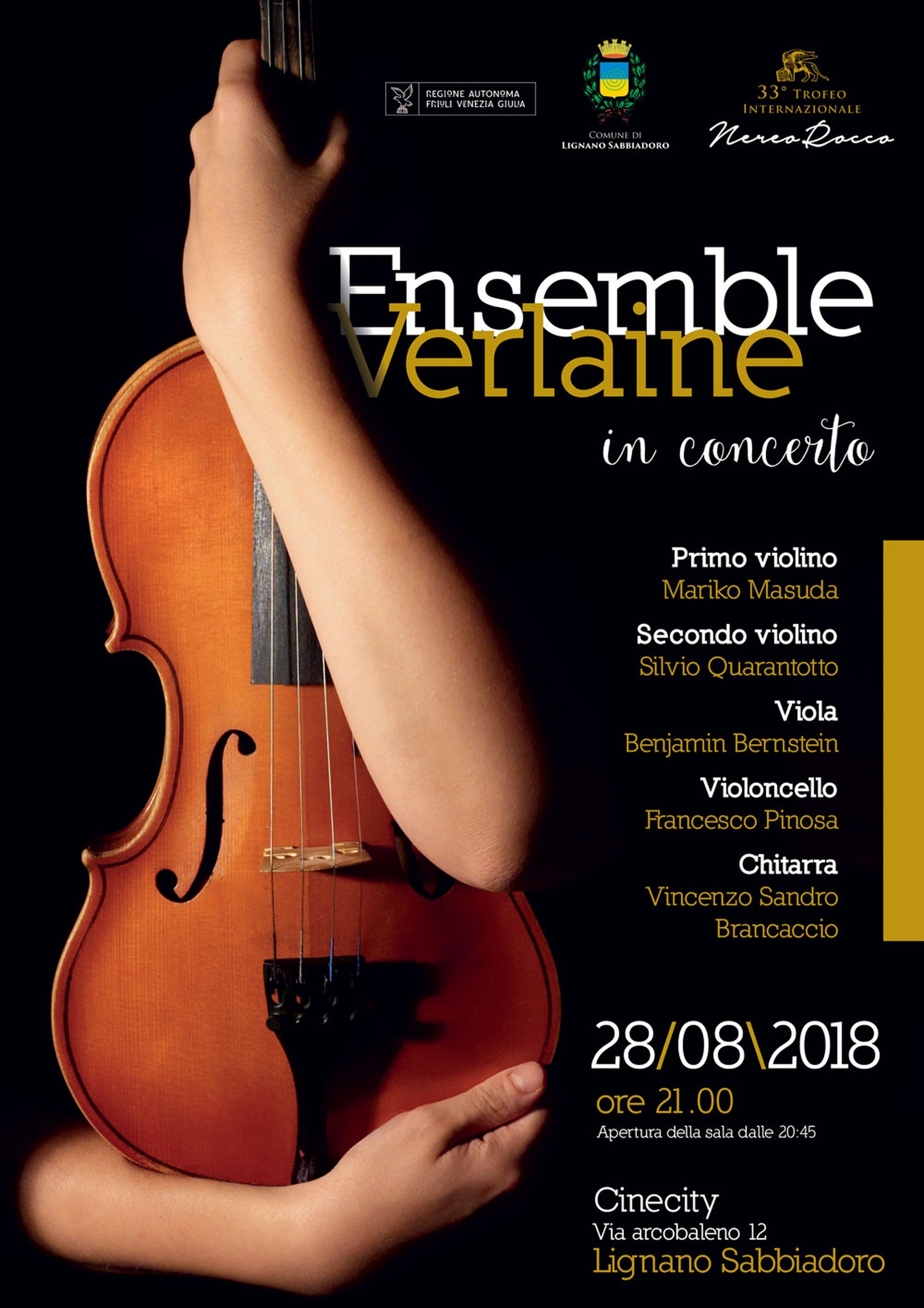 Picture ofEnsamble Verlaine in concerto