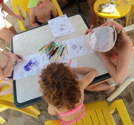Lignano Mini Club Activities