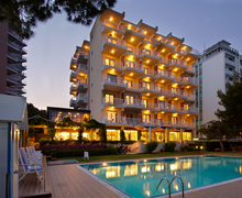 Hotel Atlantic in Lignano