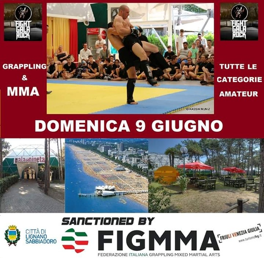 Fight Gala Rock 3