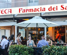 The Farmacia dei Sani Restaurant in Lignano