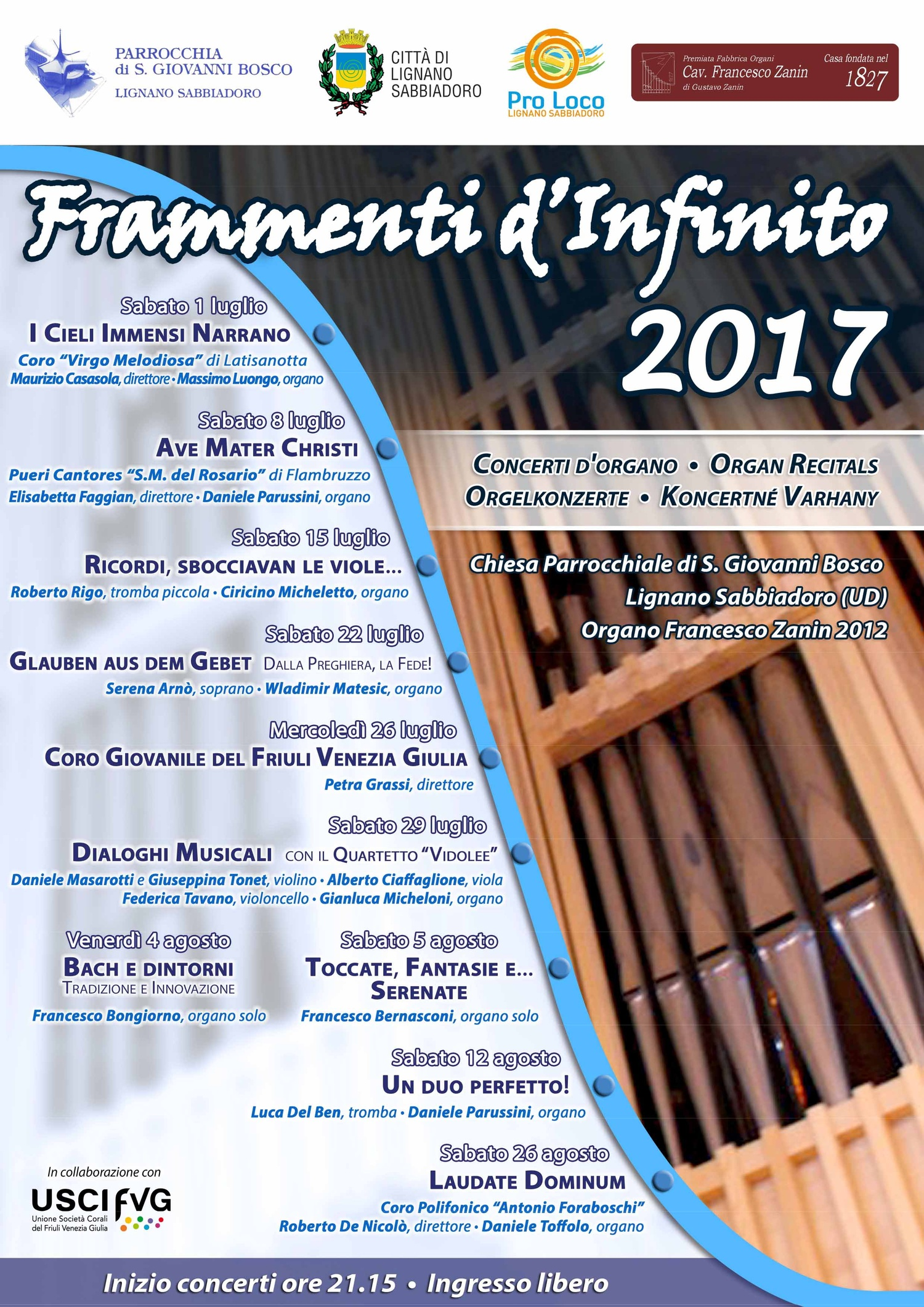 Picture ofFrammenti d'infinito 2017