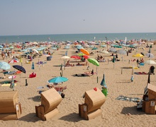 Beach establishment 19 in Lignano