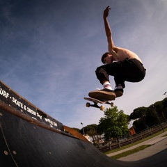 Frontside Air, L. Hub Park, Marco