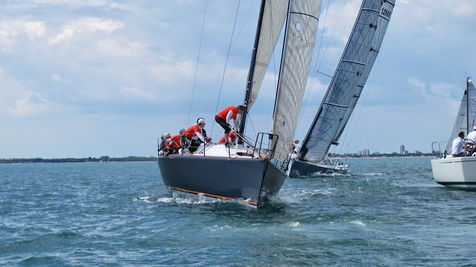 Sailing Regata in Lignano