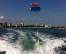 Parasailing & Water Sports in Lignano