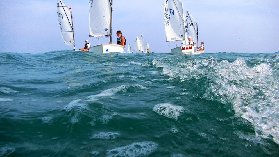Sailing School in Lignano