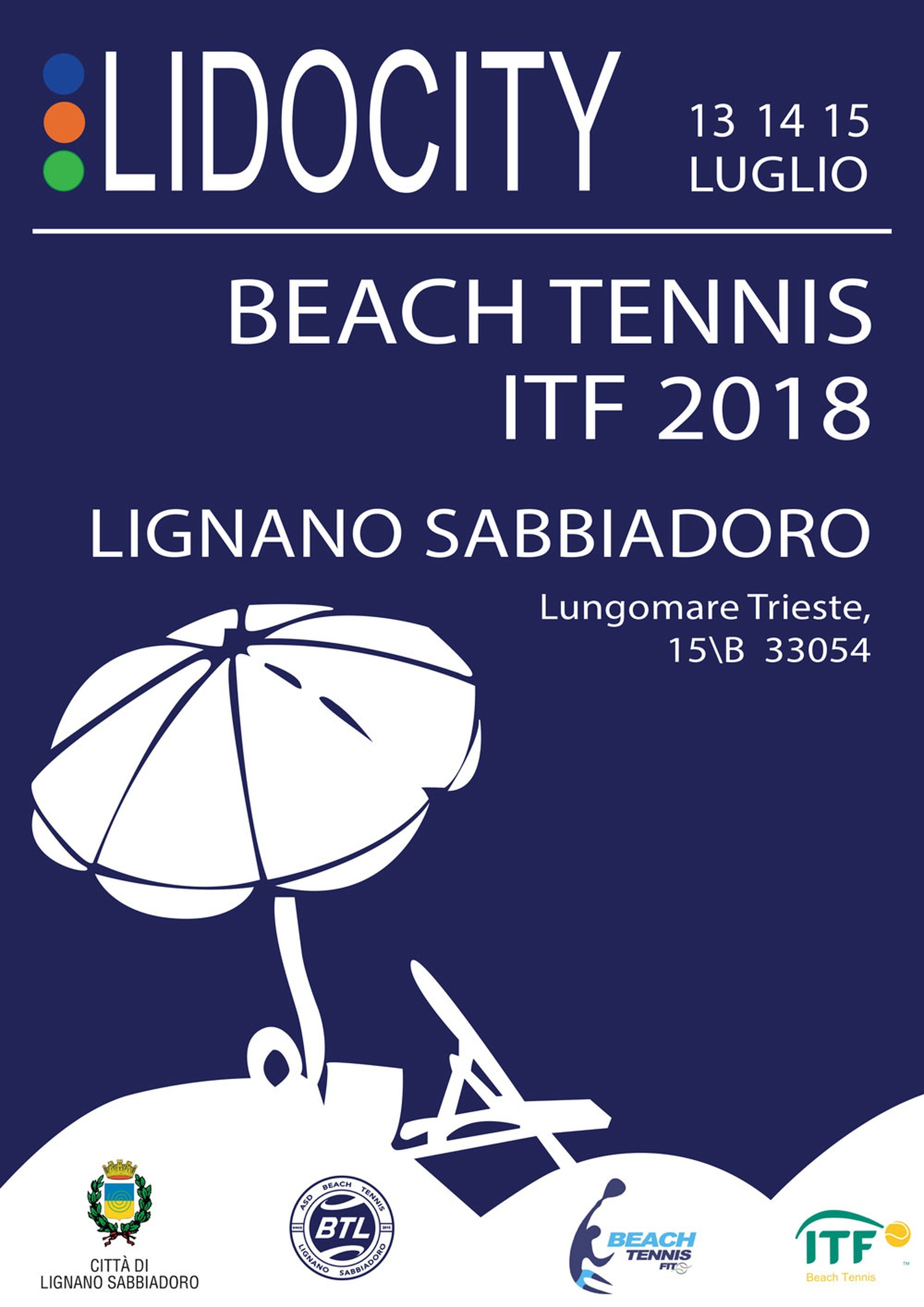 Picture ofTorneo ITF Beach Tennis