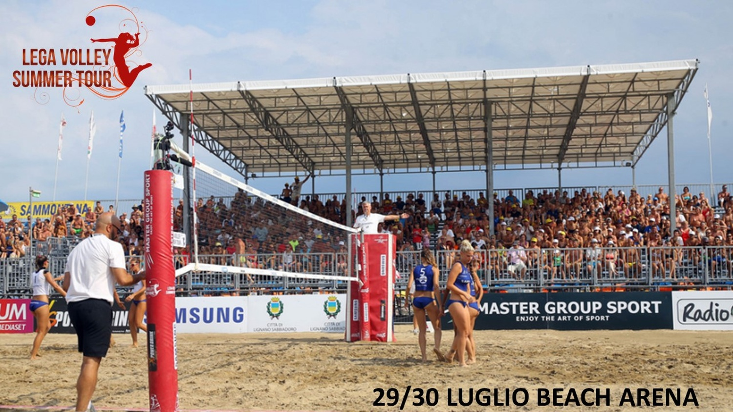 Picture ofLega Volley Summer Tour 2017
