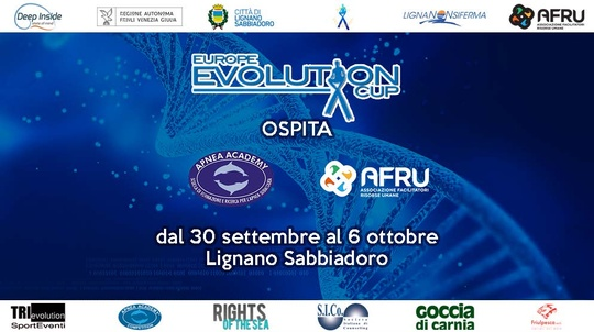 Europe Evolution Cup 2018
