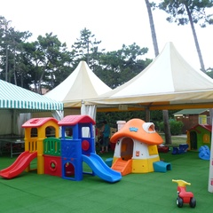 I Gommosi Play Park in Lignano