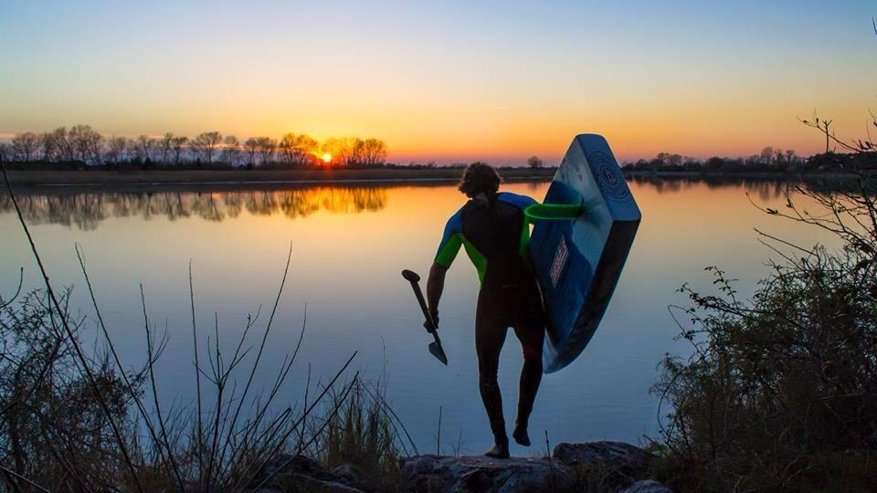 SUP a Lignano - Ph. Marco Scantimburgo