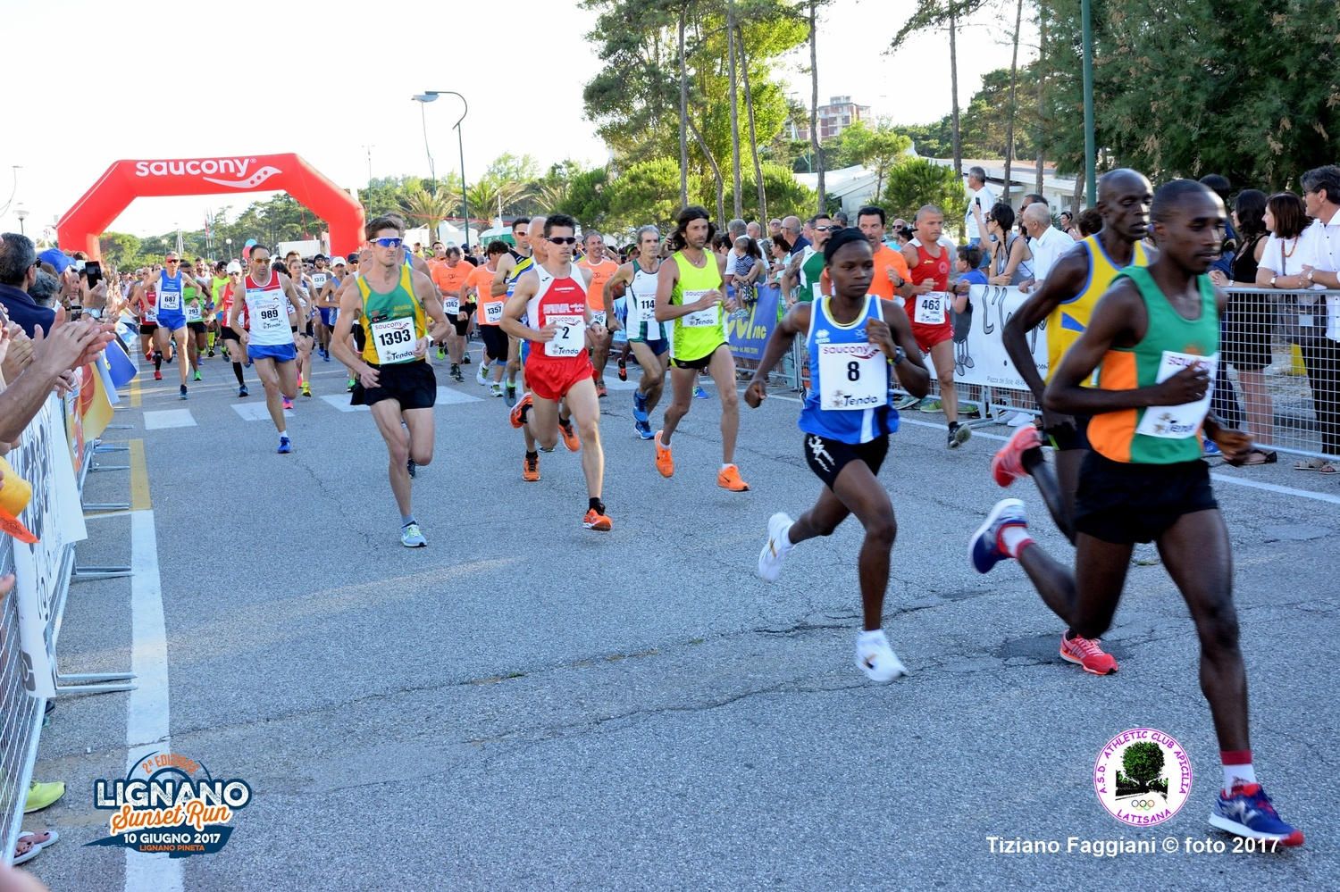 Picture ofLignano Sunset Run Half Marathon + Sun&Run