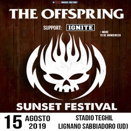 The Offspring Lignano Sabbiadoro