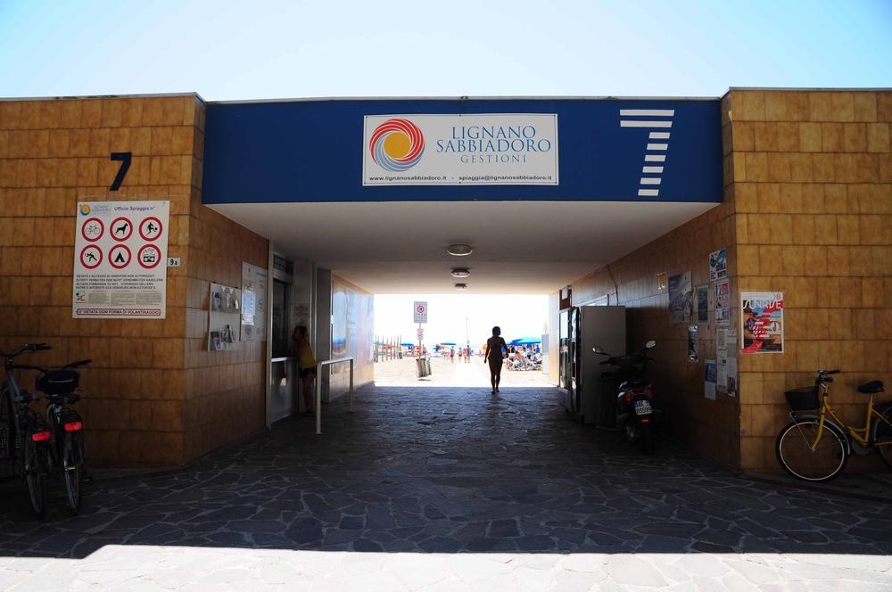 Ufficio Discount : 7 foca beach establishment lignano sabbiadoro