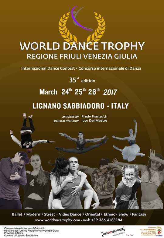 World Dance Trophy 2017