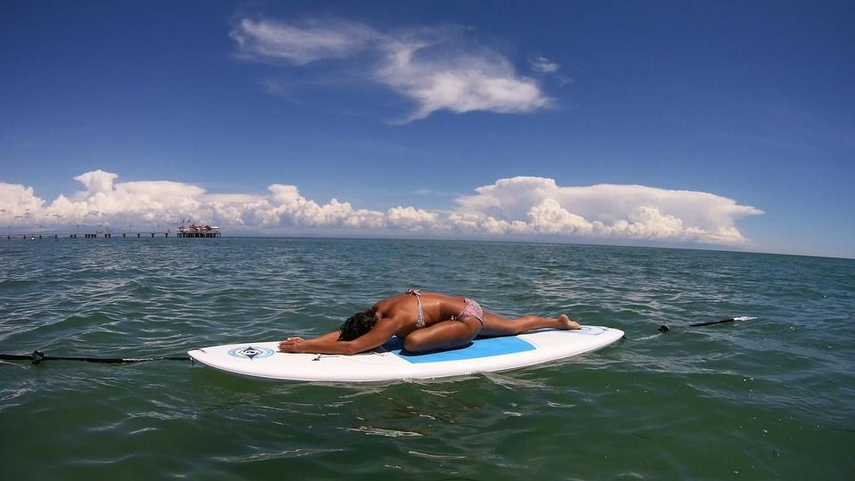 Yoga Sup Lignano Sabbiadoro