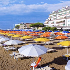 Beach Establishment 1bis in Lignano