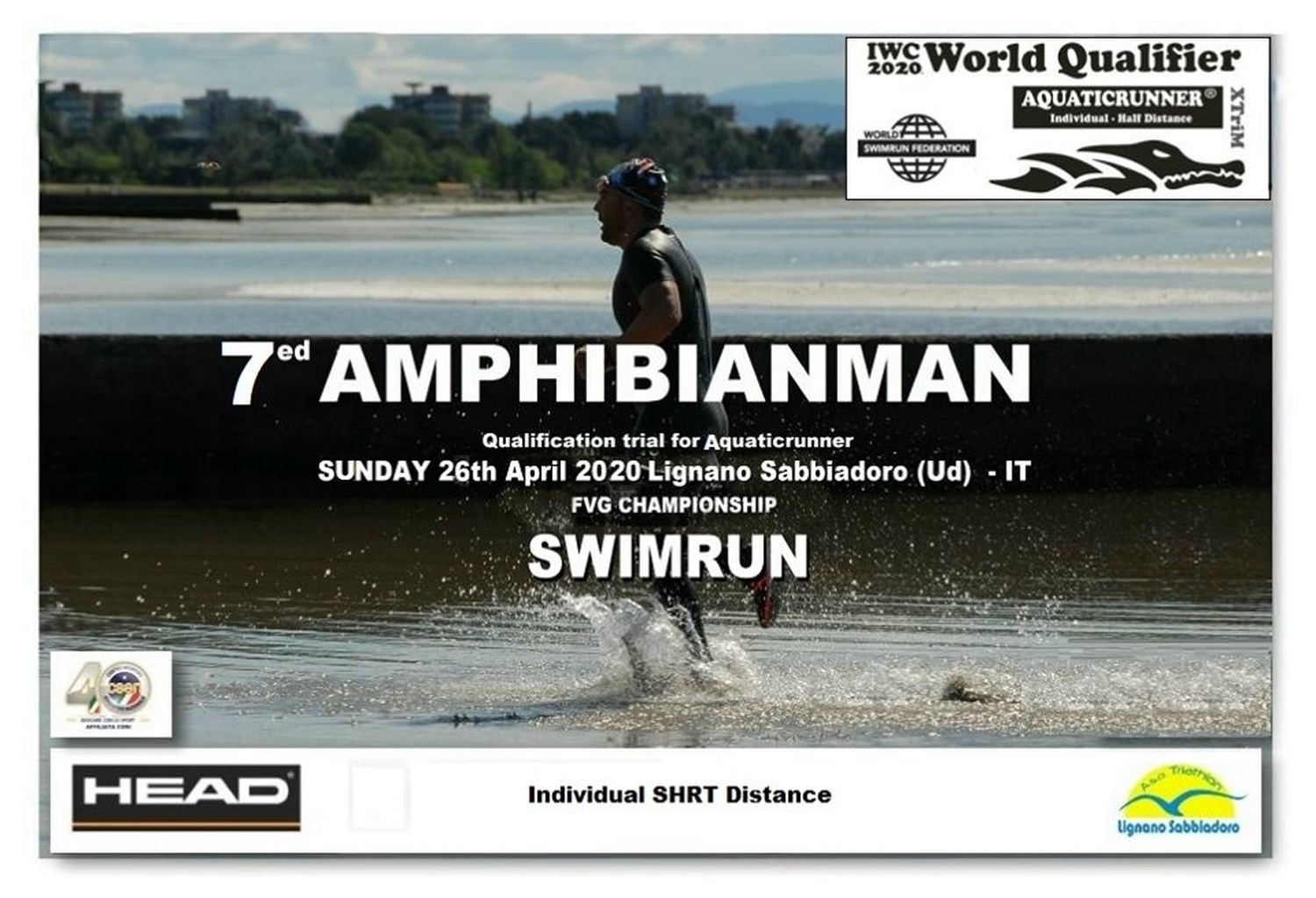 Picture of7° AMPHIBIANMAN SWIMRUN LIGNANO
