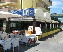 Baby Restaurant in Lignano