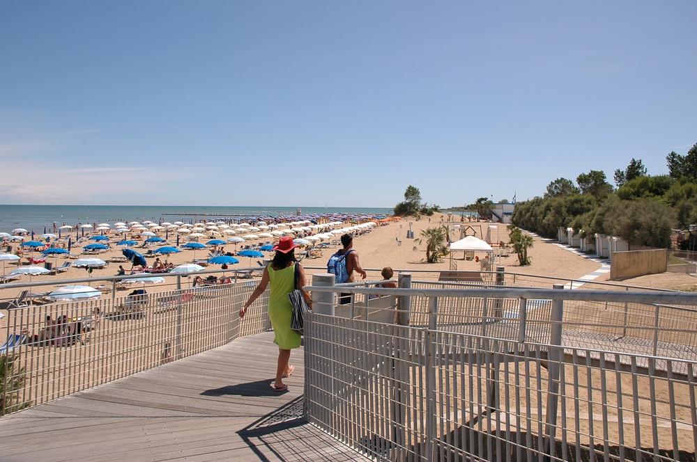 6 Bagno 6 Beach Establishment Lignano Sabbiadoro