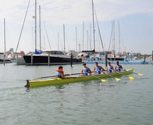 Children's Rowing Course in Lignano
