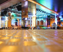 Inside Drago Nightclub in Lignano