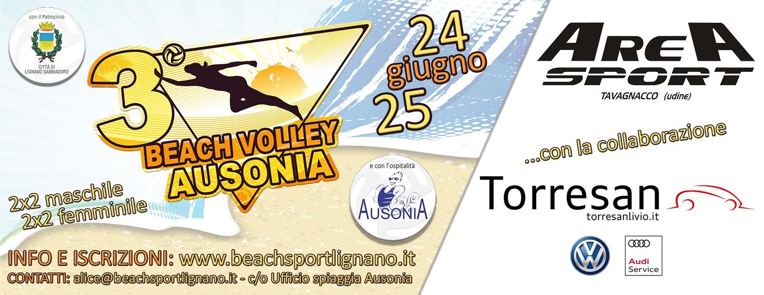Picture of3° Beach Volley Ausonia