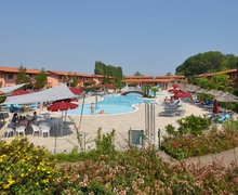 Piscina Green Village a Lignano