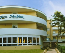Hotel New York - Lignano