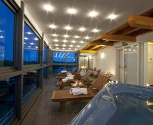 Spa at Hotel Bellevue in Lignano