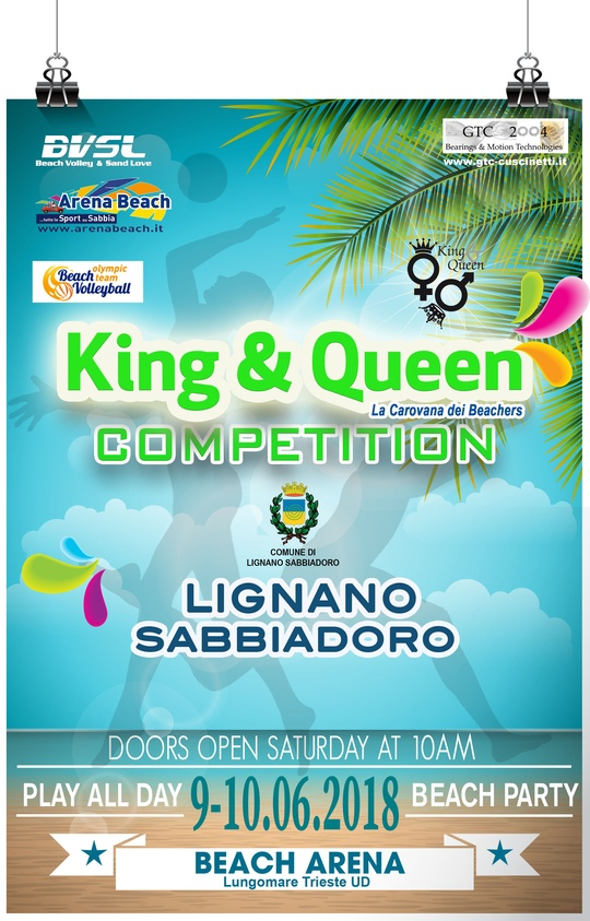 King & Queen Competition 2018