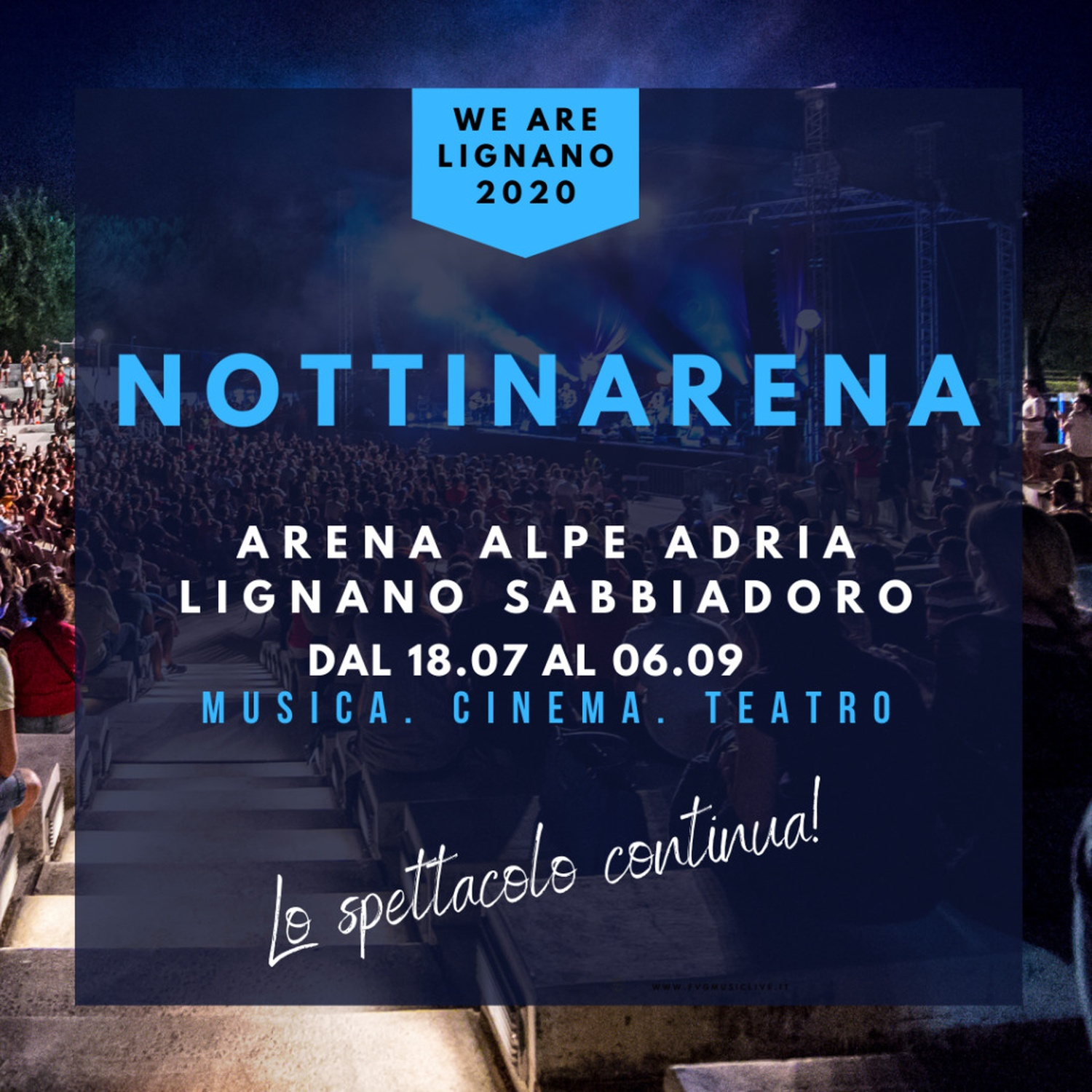 Foto di Cinema - Nottinarena