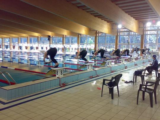 Campionati italiani primaverili nuoto pinnato lignano for Pinne x piscina