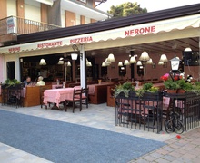 Nerone Restaurant and Pizzeria in Lignano