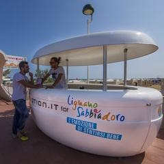 Info Point at Terrazza a Mare